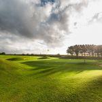 First class fairways at Holywell Bay Golf near Newquay