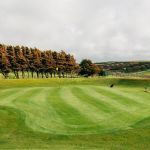 Fairways at Holywell Bay Golf Course near Newquay