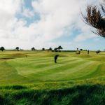 Fairways at Holywell Bay Golf near Newquay