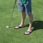 No dress code at Holywell Bay Golf near Newquay